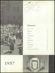 Page 7, 1957 Edition, Regina High School - Regina Ancile Yearbook (Norwood, OH) online yearbook collection