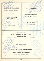 Page 203, 1958 Edition, Regina High School - Regina Ancile Yearbook (Norwood, OH) online yearbook collection