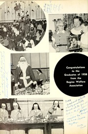 Page 204, 1958 Edition, Regina High School - Regina Ancile Yearbook (Norwood, OH) online yearbook collection