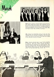Page 206, 1958 Edition, Regina High School - Regina Ancile Yearbook (Norwood, OH) online yearbook collection