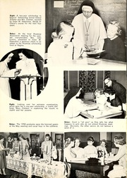 Page 213, 1958 Edition, Regina High School - Regina Ancile Yearbook (Norwood, OH) online yearbook collection