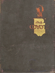 Page 1, 1918 Edition, University of South Dakota - Coyote Yearbook (Vermillion, SD) online yearbook collection