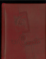 1942 Edition, University of South Dakota - Coyote Yearbook (Vermillion, SD)