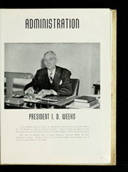 Page 15, 1949 Edition, University of South Dakota - Coyote Yearbook (Vermillion, SD) online yearbook collection