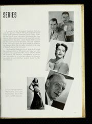Page 163, 1949 Edition, University of South Dakota - Coyote Yearbook (Vermillion, SD) online yearbook collection
