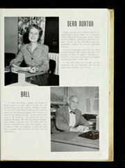Page 17, 1949 Edition, University of South Dakota - Coyote Yearbook (Vermillion, SD) online yearbook collection