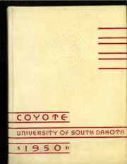 1950 Edition, University of South Dakota - Coyote Yearbook (Vermillion, SD)