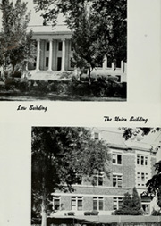 Page 12, 1950 Edition, University of South Dakota - Coyote Yearbook (Vermillion, SD) online yearbook collection