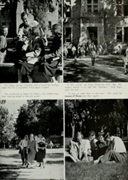Page 13, 1950 Edition, University of South Dakota - Coyote Yearbook (Vermillion, SD) online yearbook collection