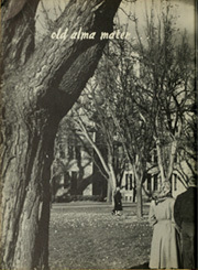 Page 10, 1951 Edition, University of South Dakota - Coyote Yearbook (Vermillion, SD) online yearbook collection