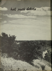 Page 8, 1951 Edition, University of South Dakota - Coyote Yearbook (Vermillion, SD) online yearbook collection