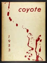 1953 Edition, University of South Dakota - Coyote Yearbook (Vermillion, SD)
