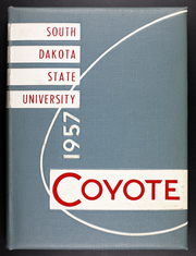 1957 Edition, University of South Dakota - Coyote Yearbook (Vermillion, SD)