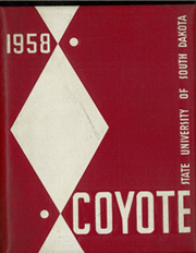 1958 Edition, University of South Dakota - Coyote Yearbook (Vermillion, SD)