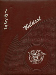 Stokes Township High School - Wildcats Yearbook (South Solon, OH) online yearbook collection, 1955 Edition, Page 1