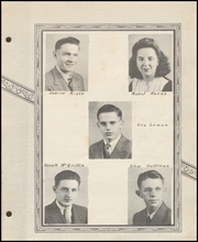 Page 15, 1942 Edition, Holmesville High School - Memories Yearbook (Holmesville, OH) online yearbook collection