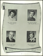 Page 10, 1953 Edition, Dundee High School - Bulldog Yearbook (Dundee, OH) online yearbook collection