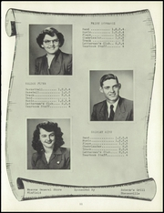 Page 15, 1953 Edition, Dundee High School - Bulldog Yearbook (Dundee, OH) online yearbook collection