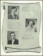 Page 16, 1953 Edition, Dundee High School - Bulldog Yearbook (Dundee, OH) online yearbook collection