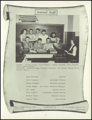 Page 7, 1953 Edition, Dundee High School - Bulldog Yearbook (Dundee, OH) online yearbook collection