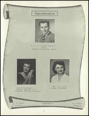 Page 9, 1953 Edition, Dundee High School - Bulldog Yearbook (Dundee, OH) online yearbook collection