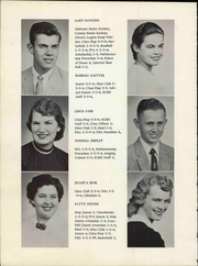 Page 10, 1958 Edition, Chesterville High School - Hi Lites Yearbook (Chesterville, OH) online yearbook collection