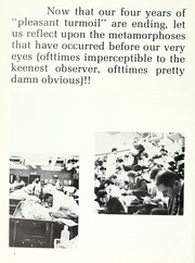 Page 10, 1971 Edition, Georgetown University School of Medicine - Grand Rounds Yearbook (Washington, DC) online yearbook collection