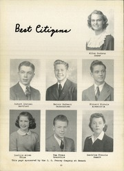 Page 14, 1946 Edition, Licking County High School - Lickingana Yearbook (Licking, OH) online yearbook collection