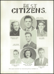Page 16, 1948 Edition, Licking County High School - Lickingana Yearbook (Licking, OH) online yearbook collection