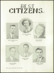 Page 17, 1948 Edition, Licking County High School - Lickingana Yearbook (Licking, OH) online yearbook collection