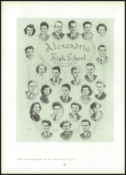 Page 52, 1950 Edition, Licking County High School - Lickingana Yearbook (Licking, OH) online yearbook collection