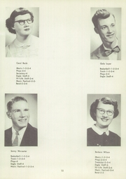 Page 15, 1953 Edition, Martel High School - Eagle Yearbook (Caledonia, OH) online yearbook collection
