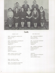 Page 10, 1957 Edition, Martel High School - Eagle Yearbook (Caledonia, OH) online yearbook collection