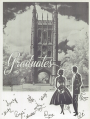 Page 11, 1957 Edition, Martel High School - Eagle Yearbook (Caledonia, OH) online yearbook collection