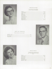 Page 13, 1957 Edition, Martel High School - Eagle Yearbook (Caledonia, OH) online yearbook collection