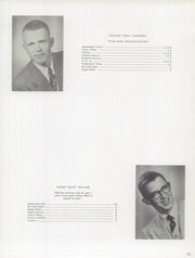 Page 15, 1957 Edition, Martel High School - Eagle Yearbook (Caledonia, OH) online yearbook collection