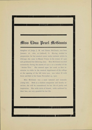 Page 17, 1903 Edition, Mount Union College - Unonian Yearbook (Alliance, OH) online yearbook collection