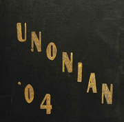 Page 1, 1904 Edition, Mount Union College - Unonian Yearbook (Alliance, OH) online yearbook collection