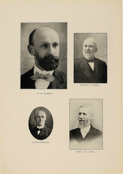 Page 11, 1904 Edition, Mount Union College - Unonian Yearbook (Alliance, OH) online yearbook collection