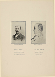 Page 13, 1904 Edition, Mount Union College - Unonian Yearbook (Alliance, OH) online yearbook collection