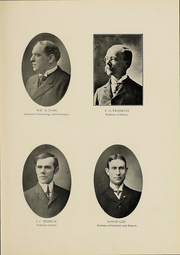 Page 16, 1904 Edition, Mount Union College - Unonian Yearbook (Alliance, OH) online yearbook collection