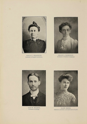 Page 17, 1904 Edition, Mount Union College - Unonian Yearbook (Alliance, OH) online yearbook collection