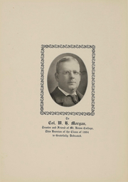 Page 5, 1904 Edition, Mount Union College - Unonian Yearbook (Alliance, OH) online yearbook collection