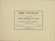 Page 11, 1905 Edition, Mount Union College - Unonian Yearbook (Alliance, OH) online yearbook collection