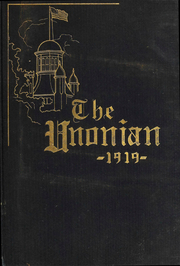Page 1, 1919 Edition, Mount Union College - Unonian Yearbook (Alliance, OH) online yearbook collection