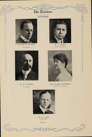 Page 11, 1919 Edition, Mount Union College - Unonian Yearbook (Alliance, OH) online yearbook collection