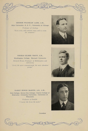 Page 16, 1919 Edition, Mount Union College - Unonian Yearbook (Alliance, OH) online yearbook collection