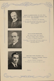 Page 17, 1919 Edition, Mount Union College - Unonian Yearbook (Alliance, OH) online yearbook collection