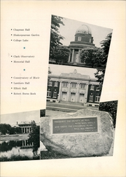 Page 7, 1940 Edition, Mount Union College - Unonian Yearbook (Alliance, OH) online yearbook collection