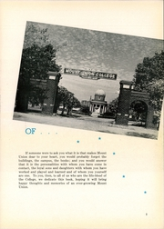 Page 9, 1940 Edition, Mount Union College - Unonian Yearbook (Alliance, OH) online yearbook collection